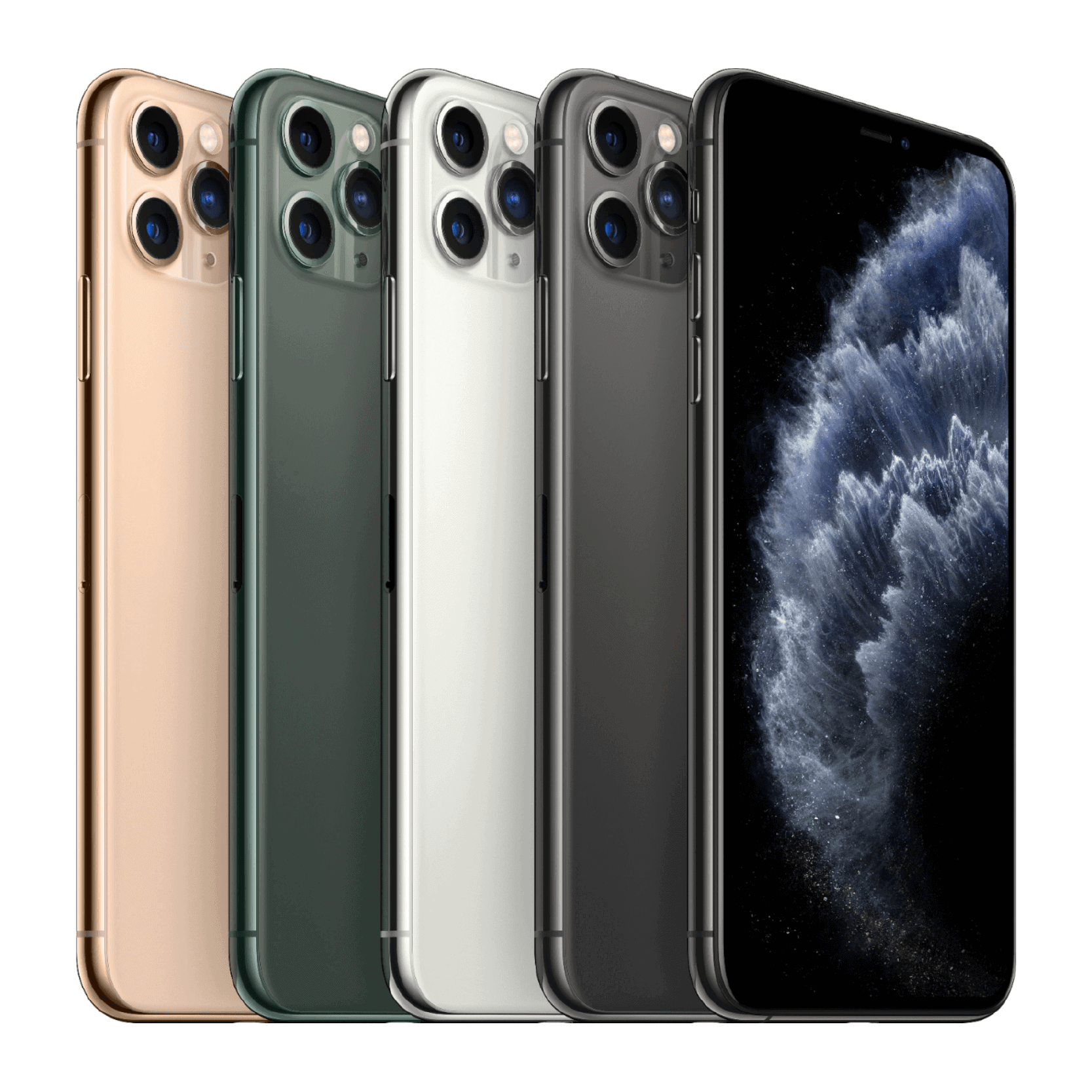 iPhone 11 Pro All Colors